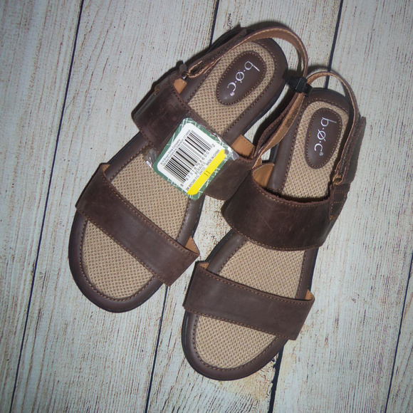 3d495521dbe6c B.O.C Sandals - Dark Brown - Size  11